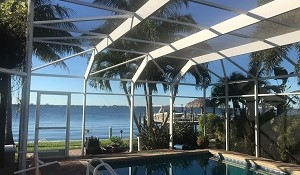 Pool Enclosure Rescreening Punta Gorda